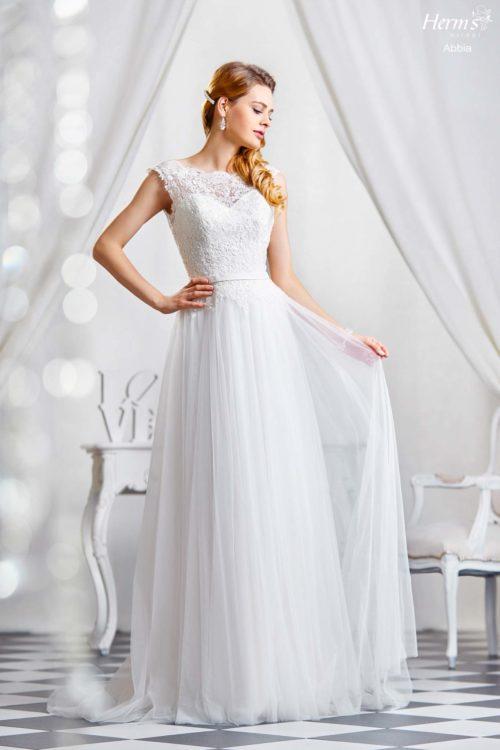 wedding dress Herm's Bridal Abbia