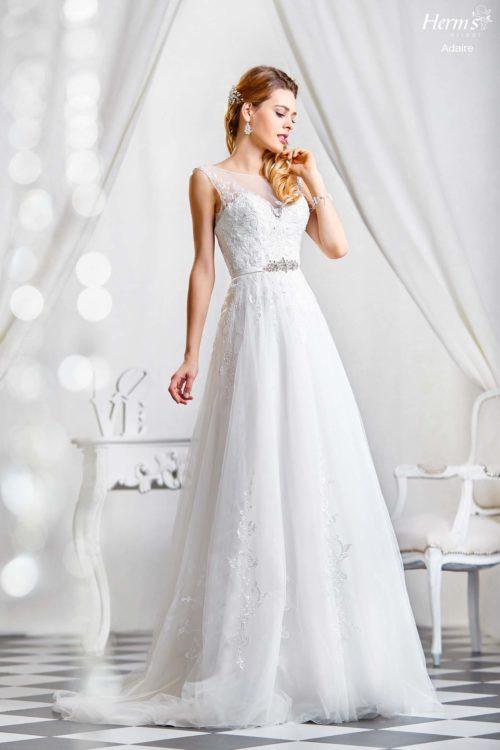 wedding dress Herm's Bridal Adaire