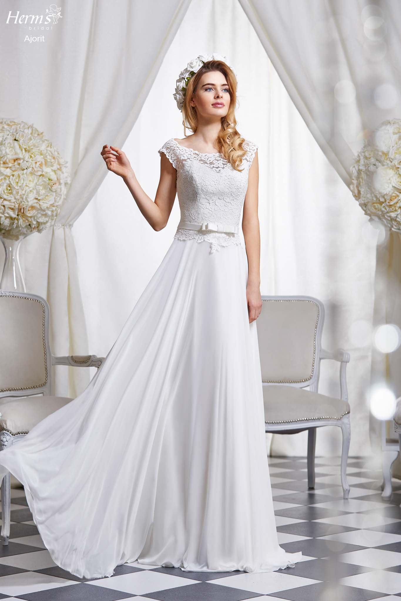 suknia ślubna Herm's Bridal Ajorit