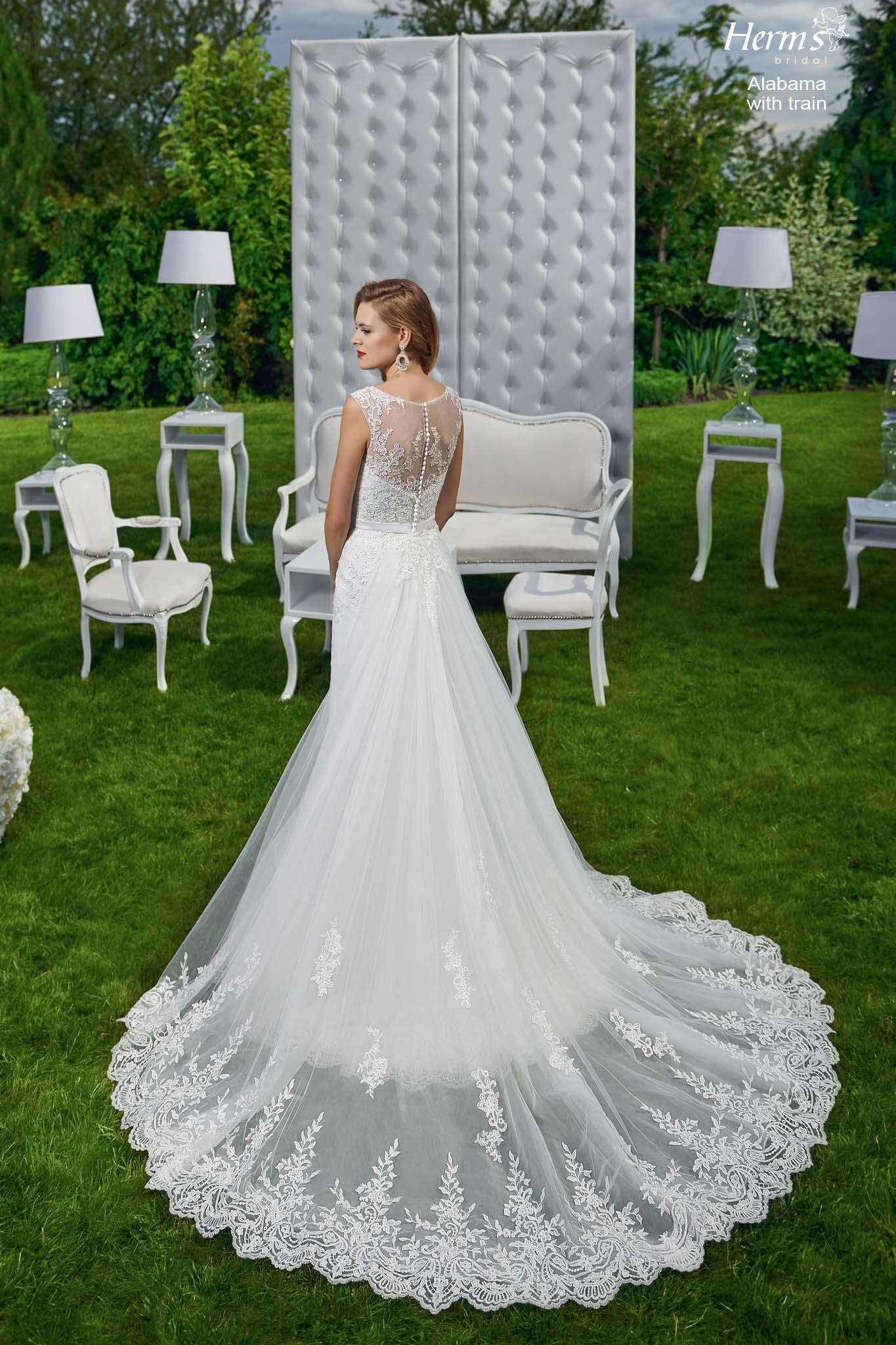 suknia ślubna Herm's Bridal Alabama