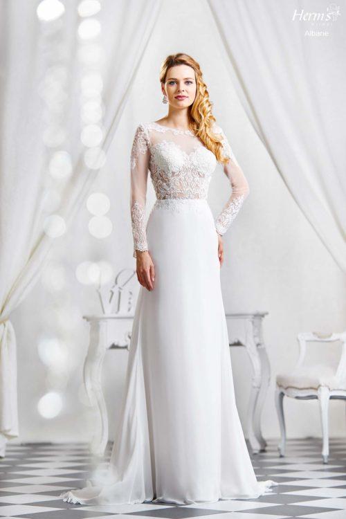 wedding dress Herm's Bridal Albane