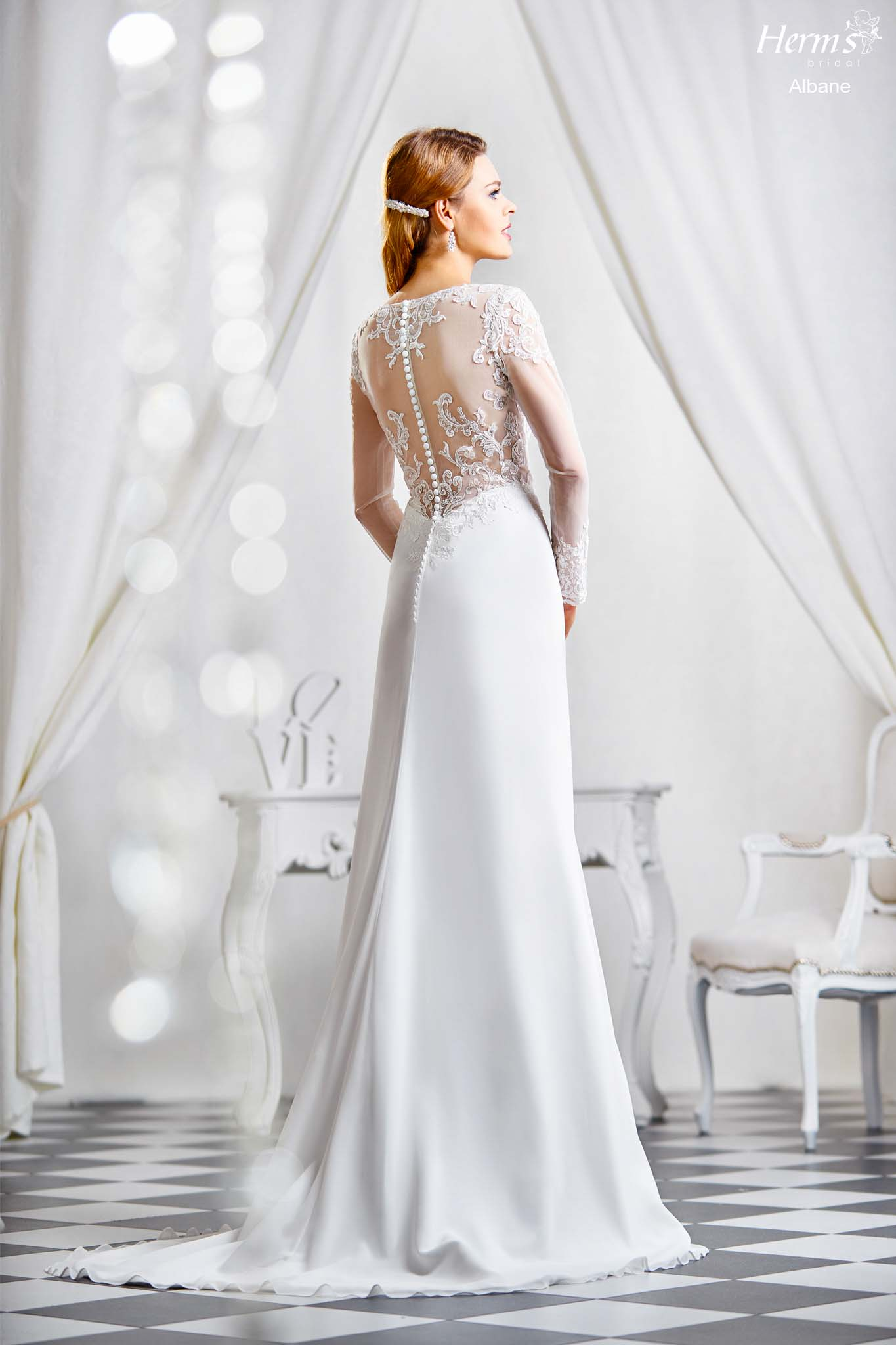 suknia ślubna Herm's Bridal Albane