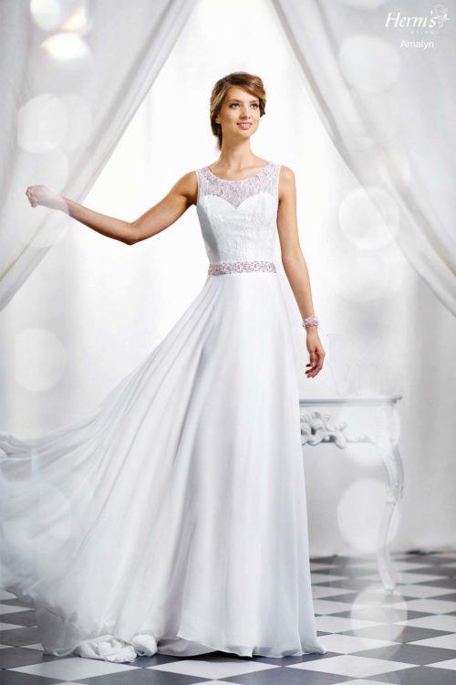 wedding dress Herm's Bridal Amalyn
