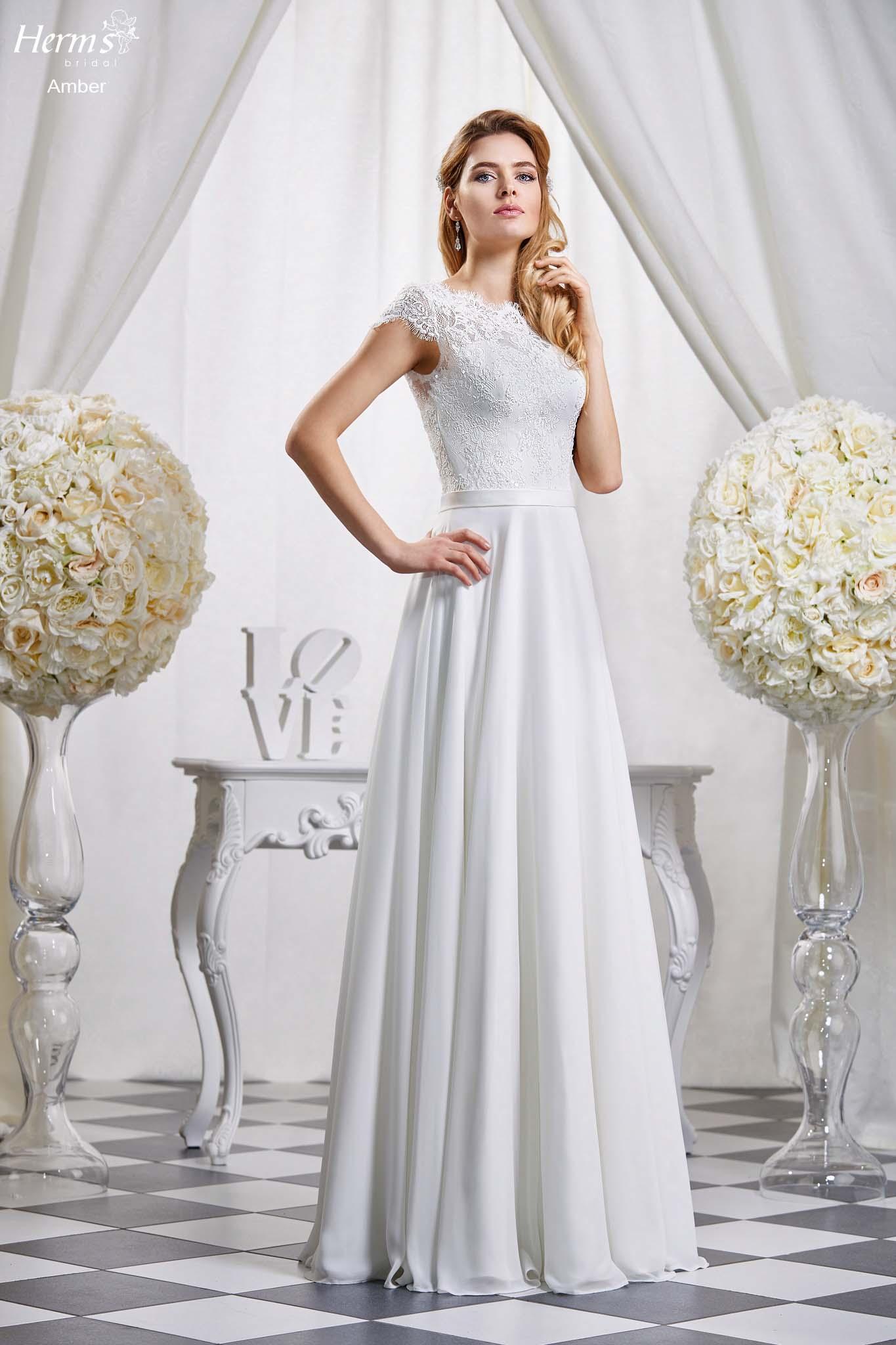 suknia ślubna Herm's Bridal Amber