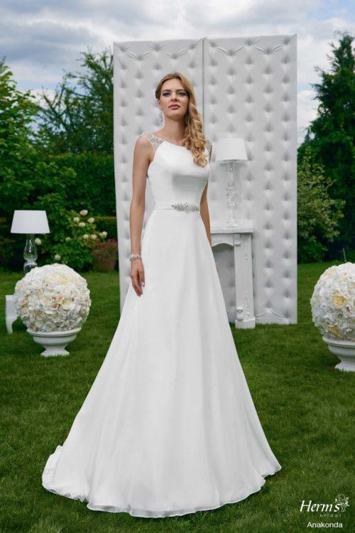 wedding dress Herm's Bridal Anakonda