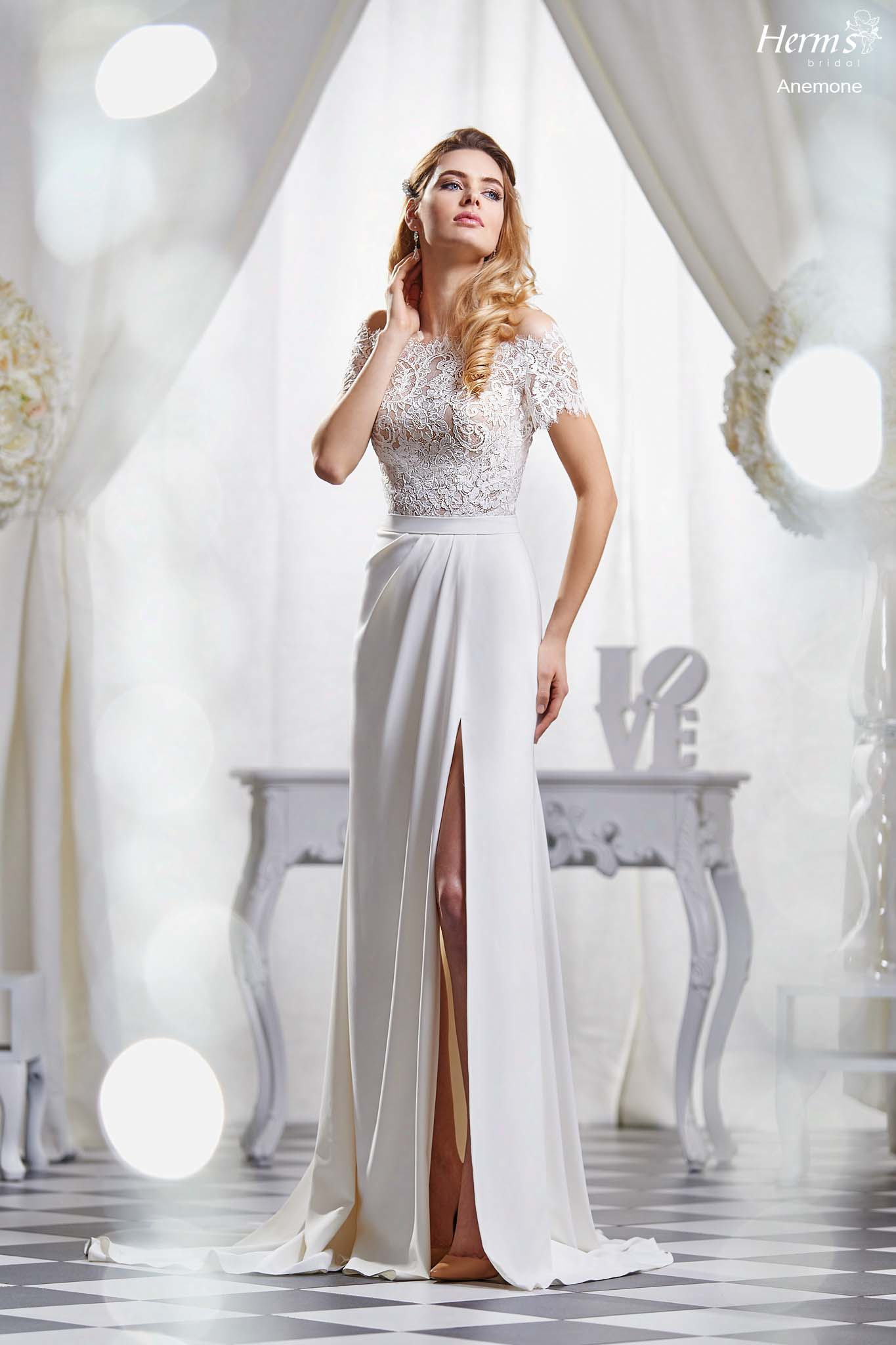 suknia ślubna Herm's Bridal Anemone