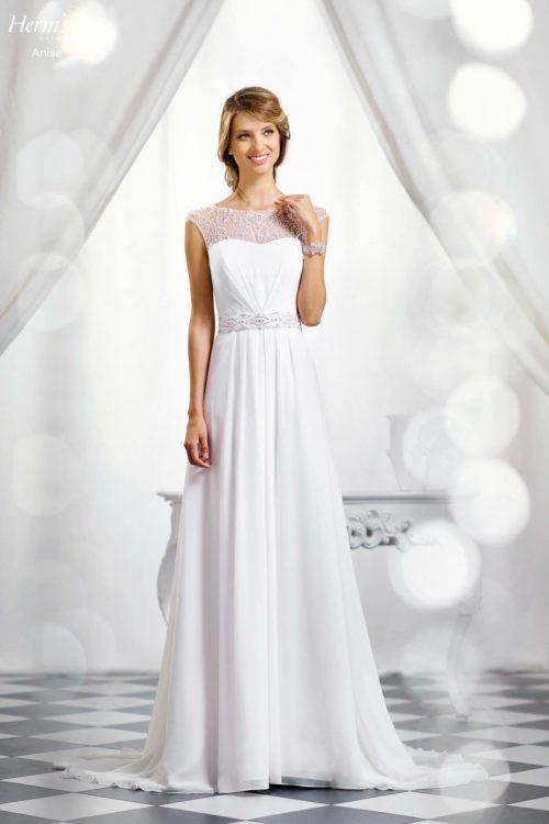 wedding dress Herm's Bridal Anise