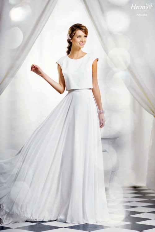 wedding dress Herm's Bridal Apatite