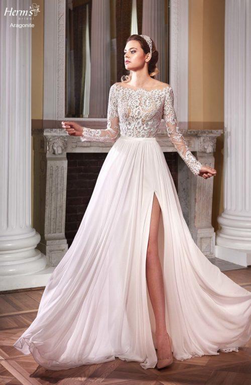 suknia ślubna Herm's Bridal Aragonite