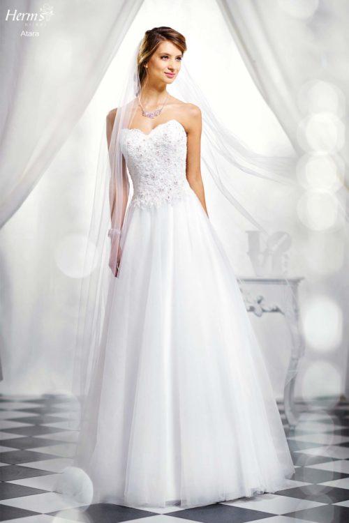 wedding dress Herm's Bridal Atara