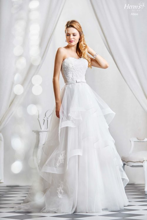 wedding dress Herm's Bridal Atlee