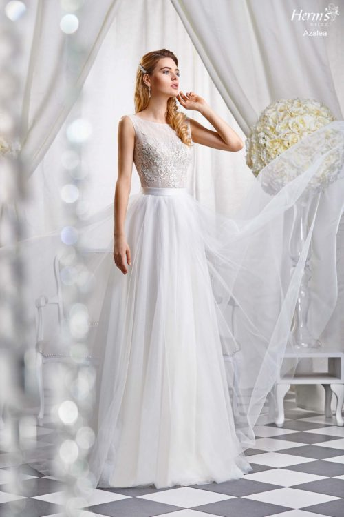 wedding dress Herms Bridal Azalea