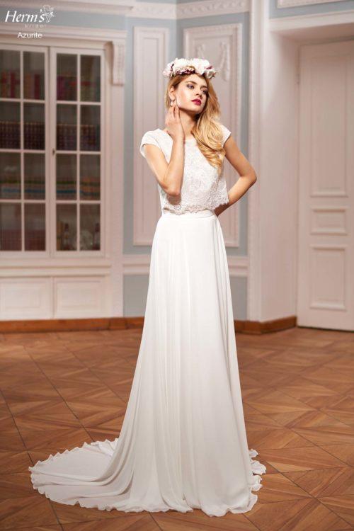 suknia ślubna Herms Bridal Azurite