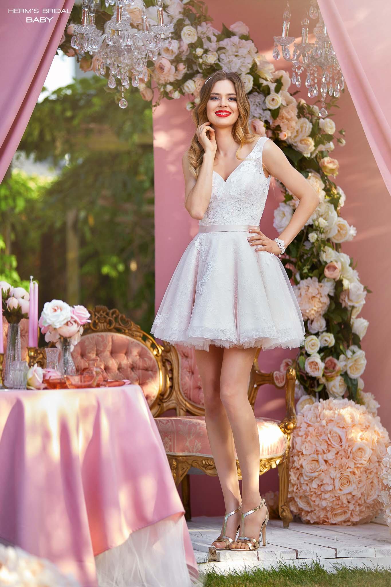 suknia ślubna Herm's Bridal Baby