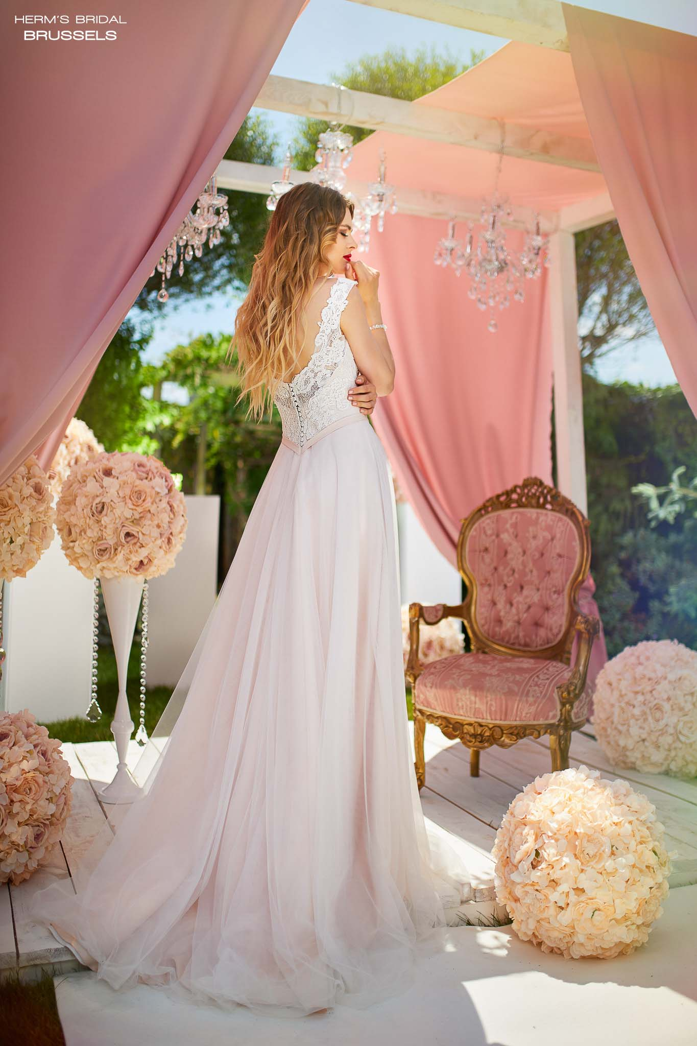 suknia ślubna Herm's Bridal Brussels