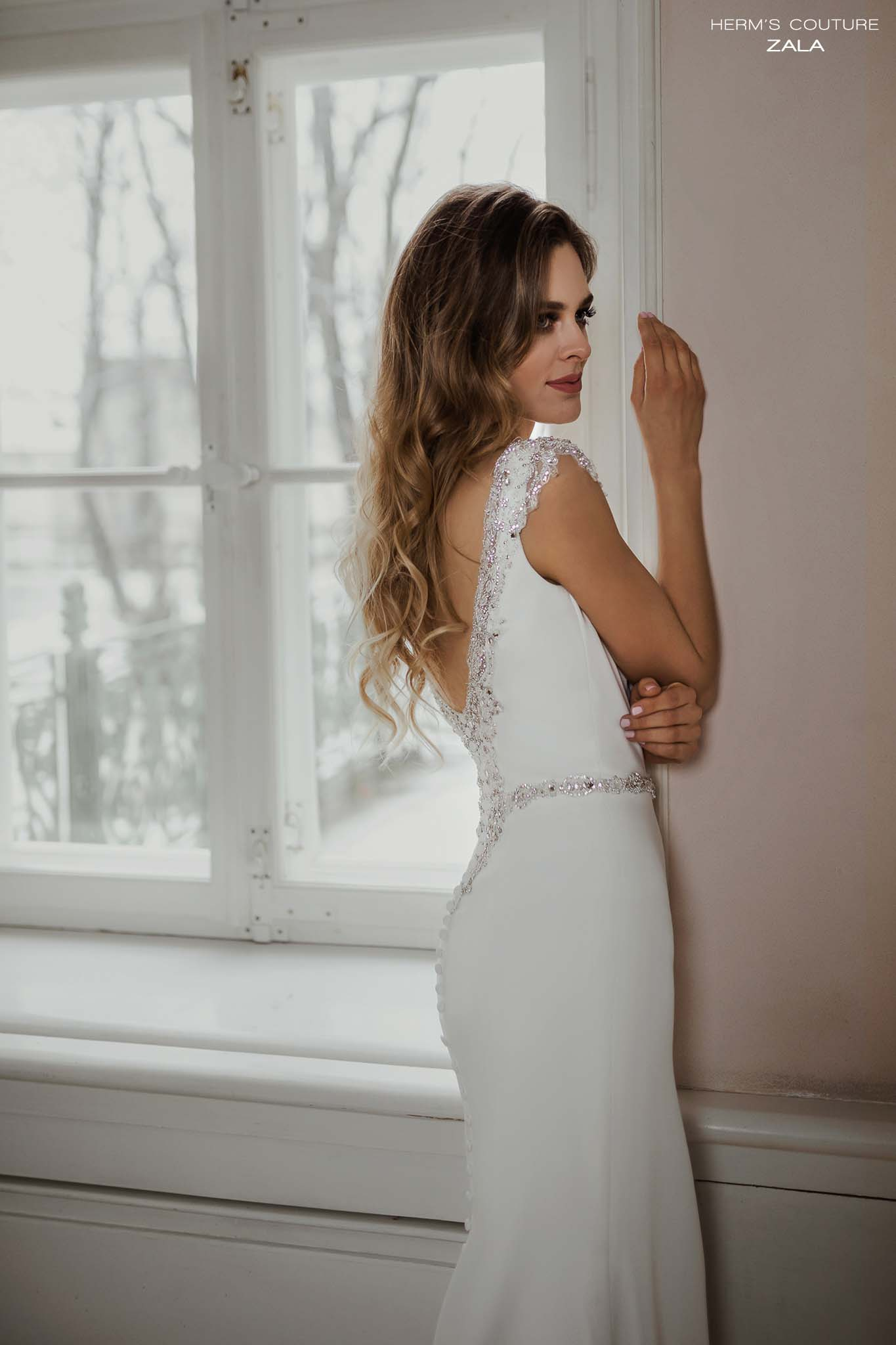 suknia ślubna Herm's Couture Zala
