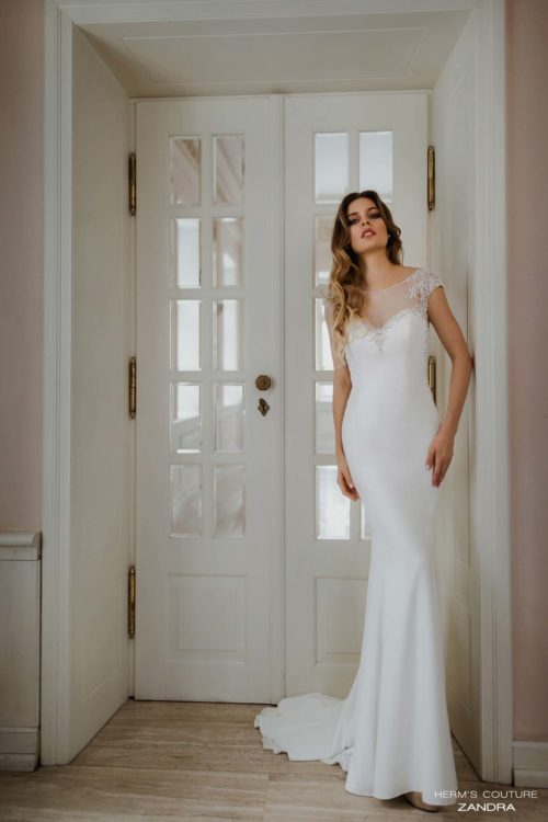 wedding dress Herm's Couture Zandra