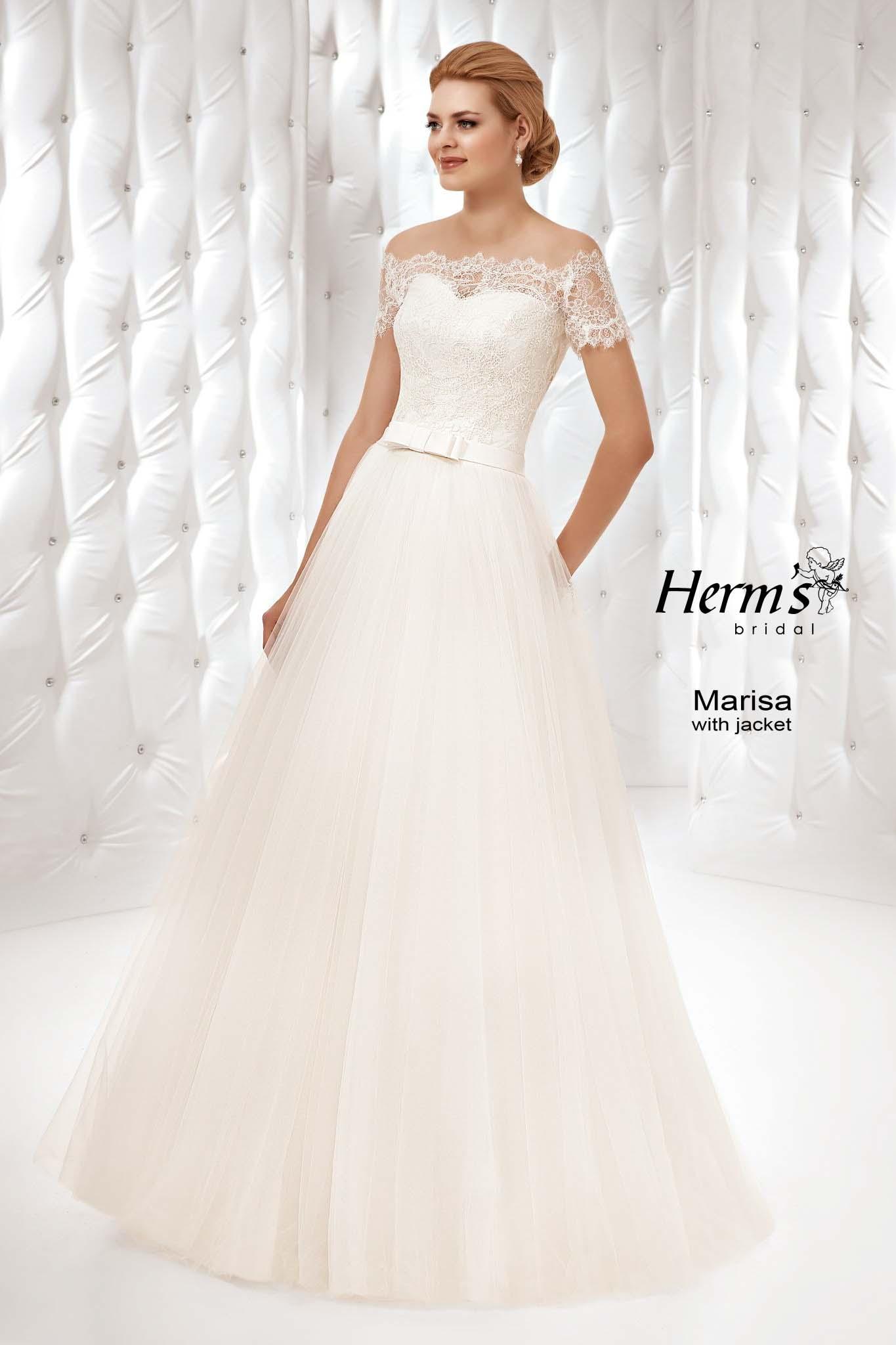 suknia ślubna Herm's Bridal Marisa