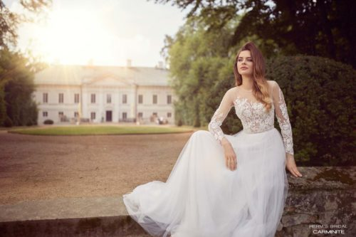 suknia slubna herms bridal Carminite