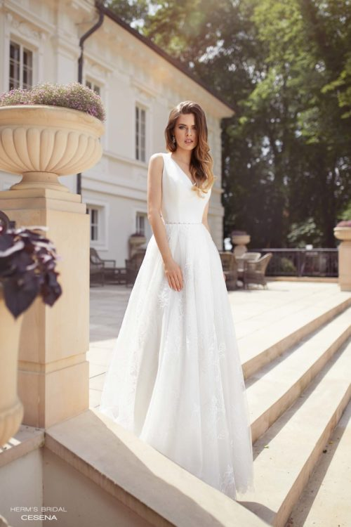 wedding dress herms bridal Cesena
