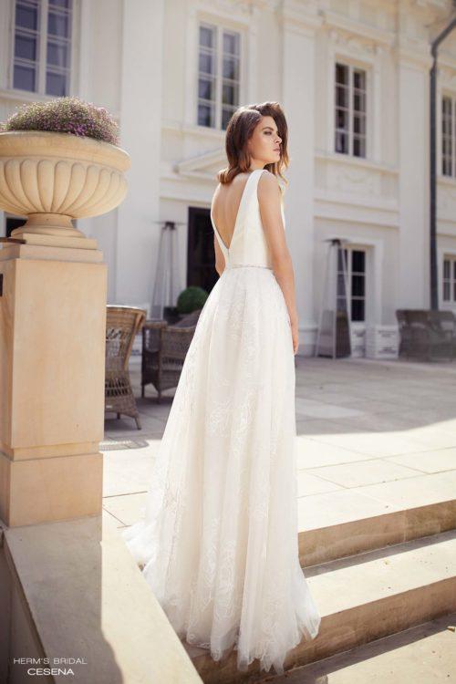 suknia slubna herms bridal Cesena