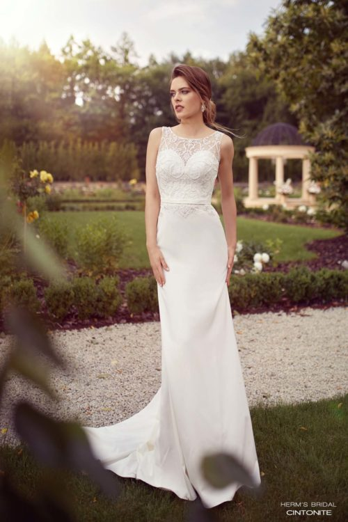 suknia slubna herms bridal Cintonite