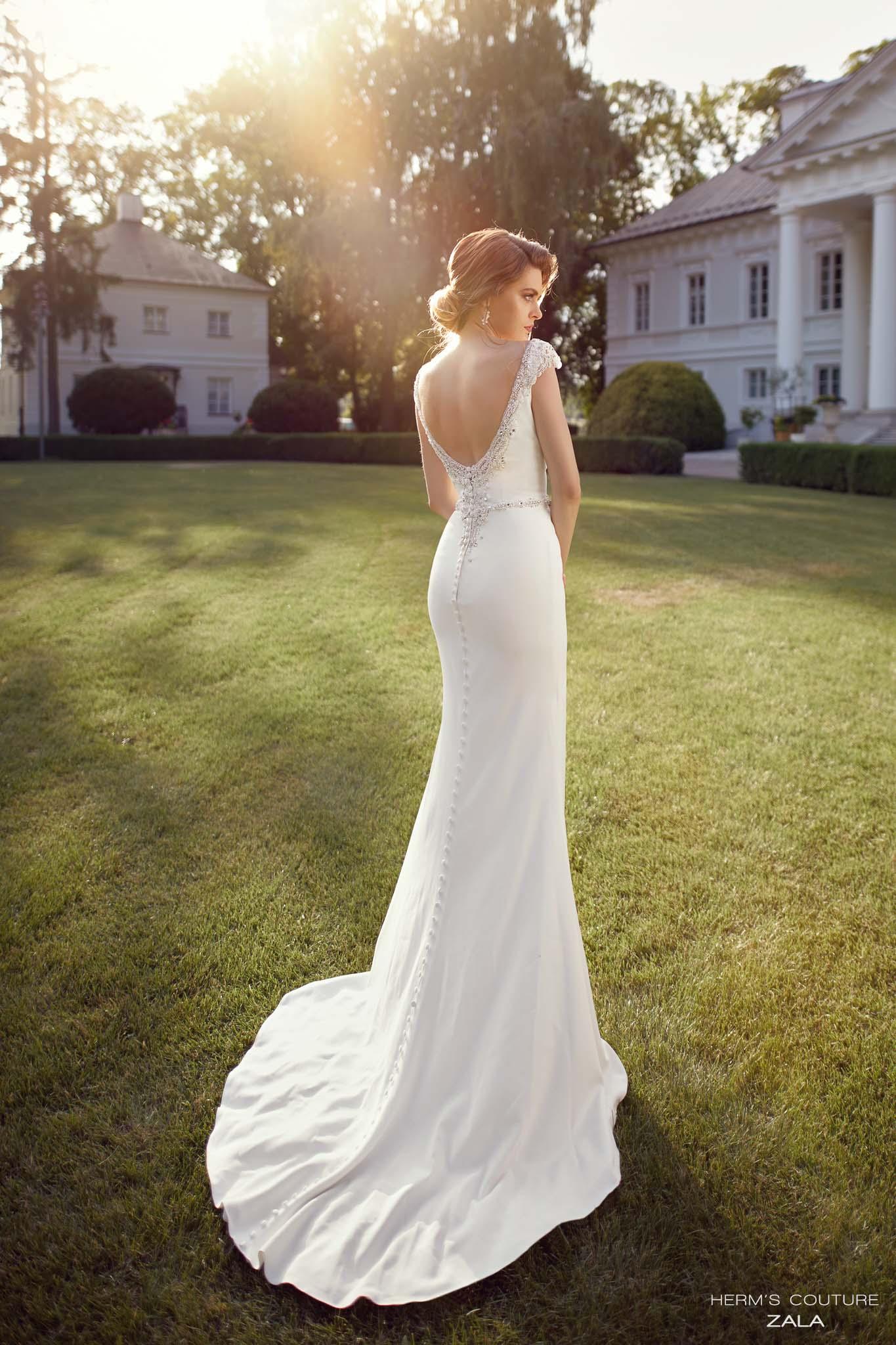 suknia slubna herms bridal couture Zala