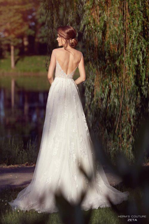 suknia slubna herms bridal couture Zeta
