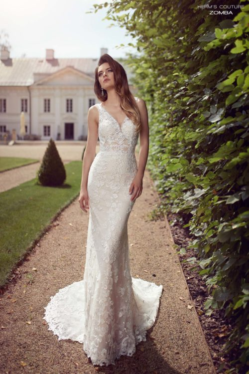 wedding dress herms bridal couture Zomba