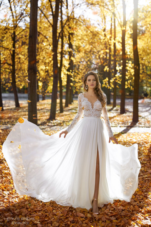 suknia slubna herms bridal Dakota 1