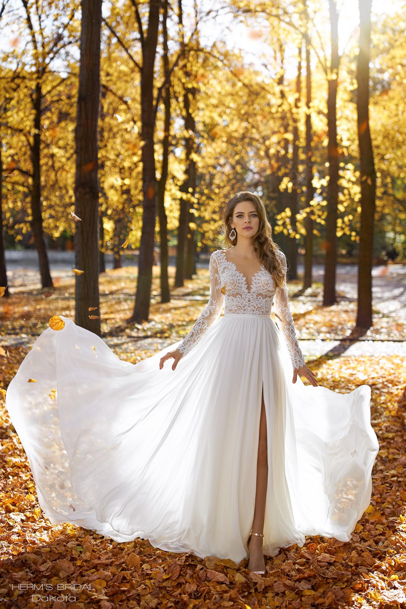 suknia slubna herms bridal Dakota 1