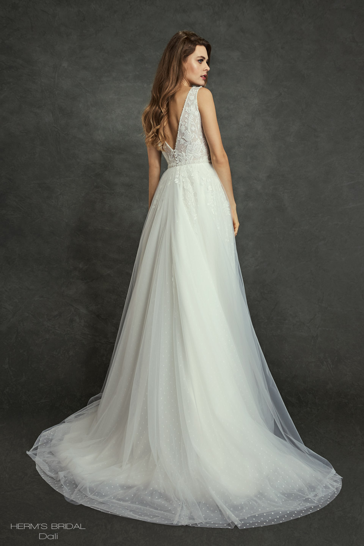 suknia slubna herms bridal Dali 1