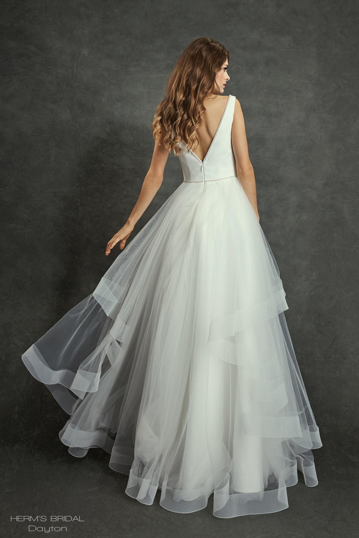 suknia slubna herms bridal Dayton 2