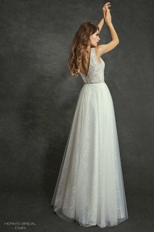 suknia slubna herms bridal Delhi 2