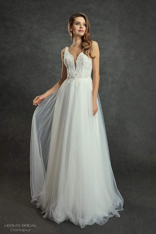 suknia slubna herms bridal Donapur 1