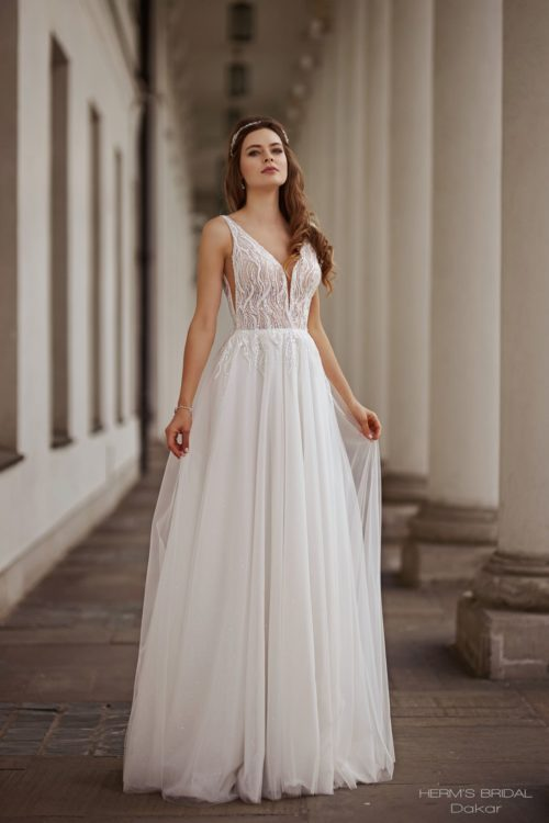 suknia slubna herms bridal Dakar 1