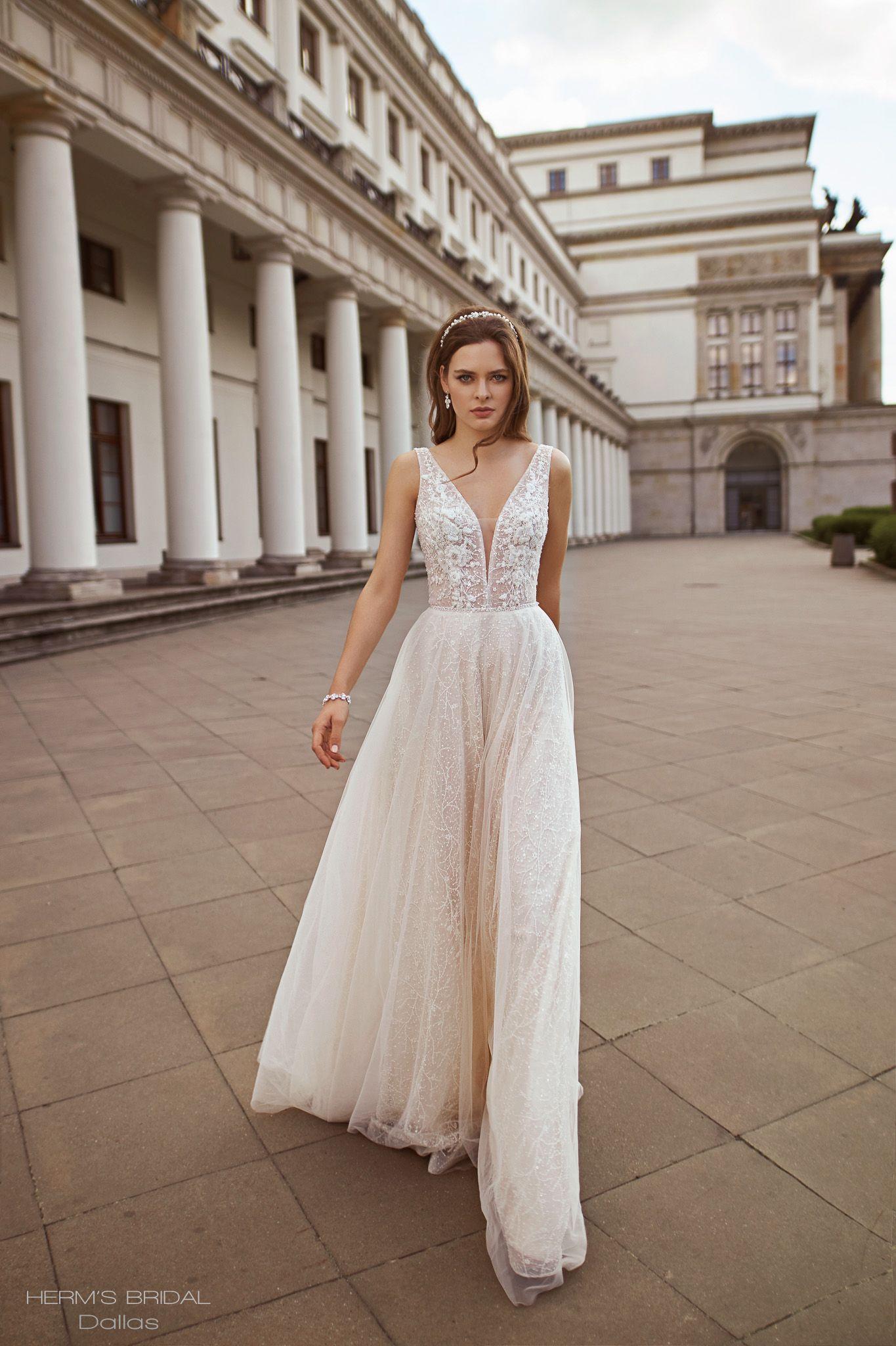 suknia slubna herms bridal Dallas 1