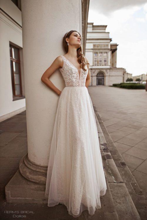 suknia slubna herms bridal Dallas 2