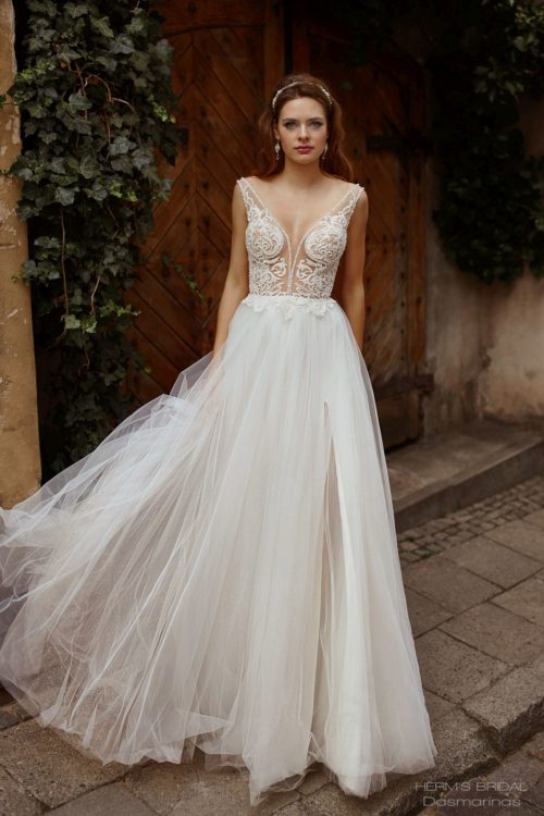 suknia slubna herms bridal Dasmarinas 1