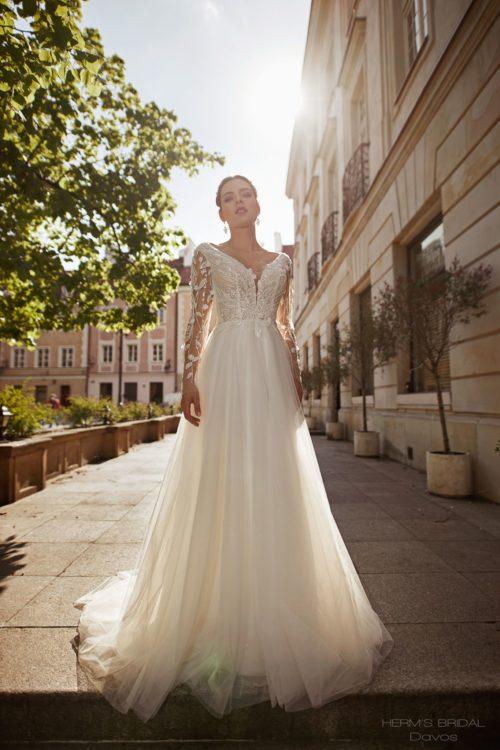 suknia slubna herms bridal Davos 1