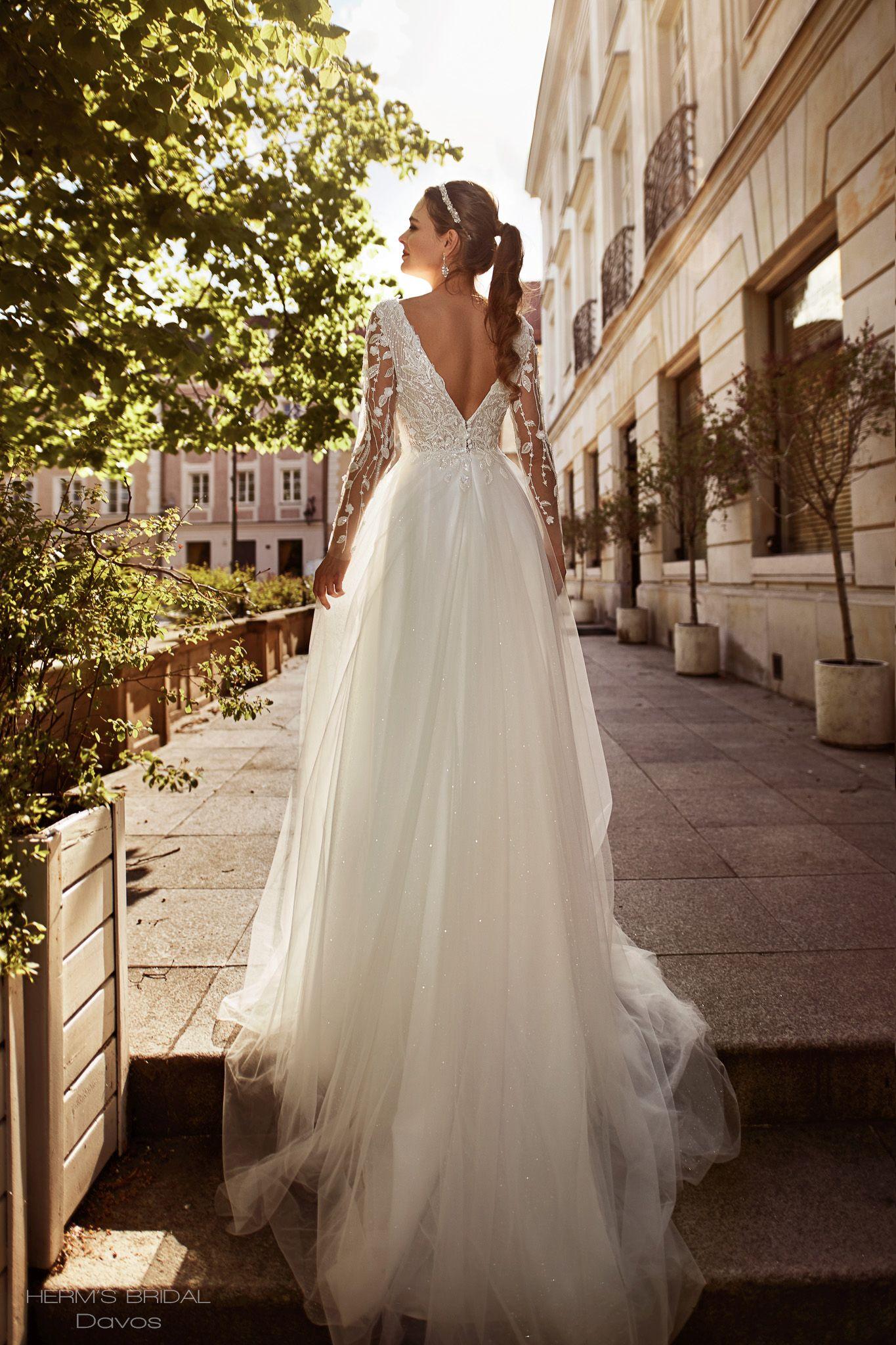 suknia slubna herms bridal Davos 2
