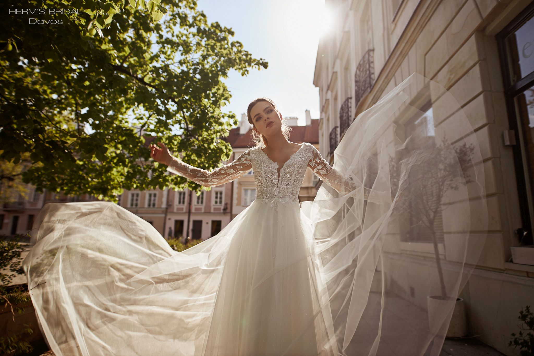 suknia slubna herms bridal Davos 3