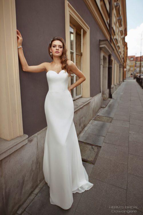 wedding dress herms bridal Dawangere 1