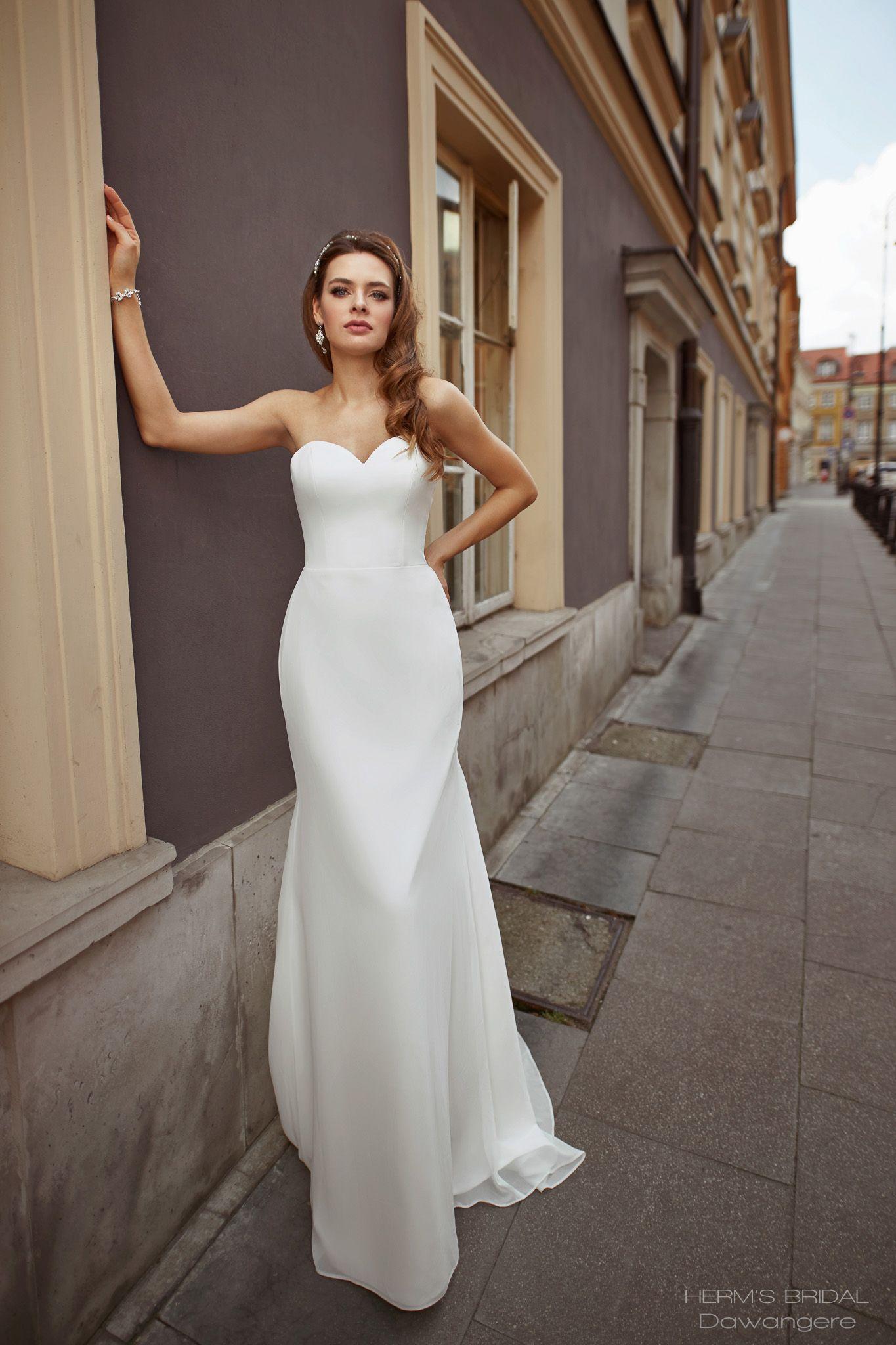 suknia slubna herms bridal Dawangere 1