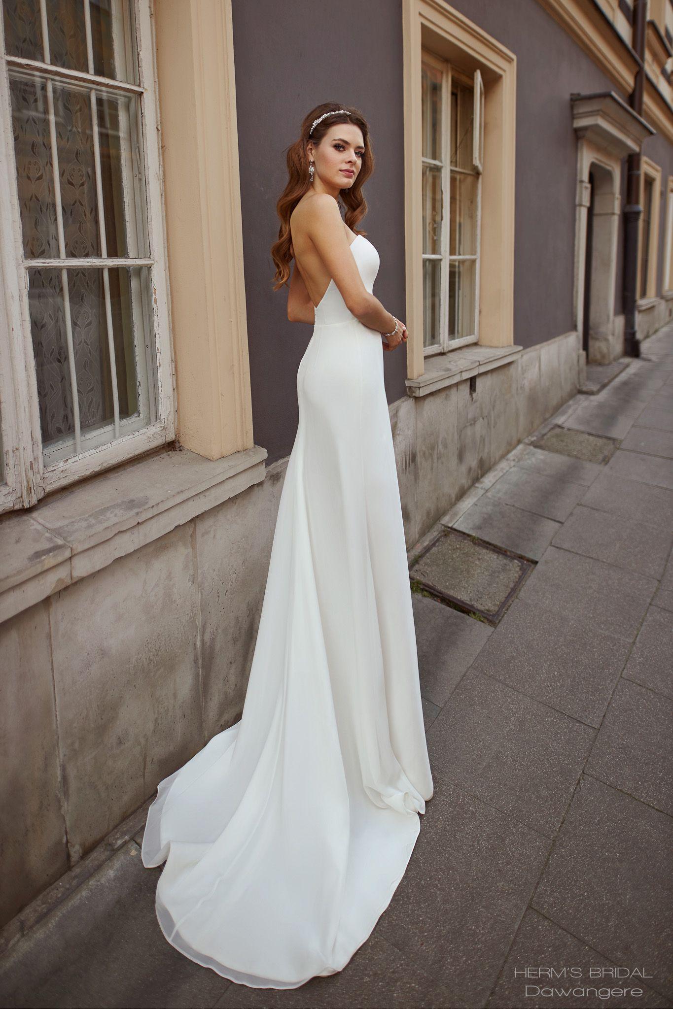 suknia slubna herms bridal Dawangere 2