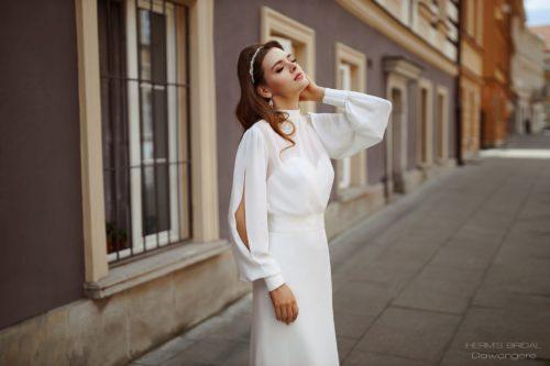 suknia slubna herms bridal Dawangere 3