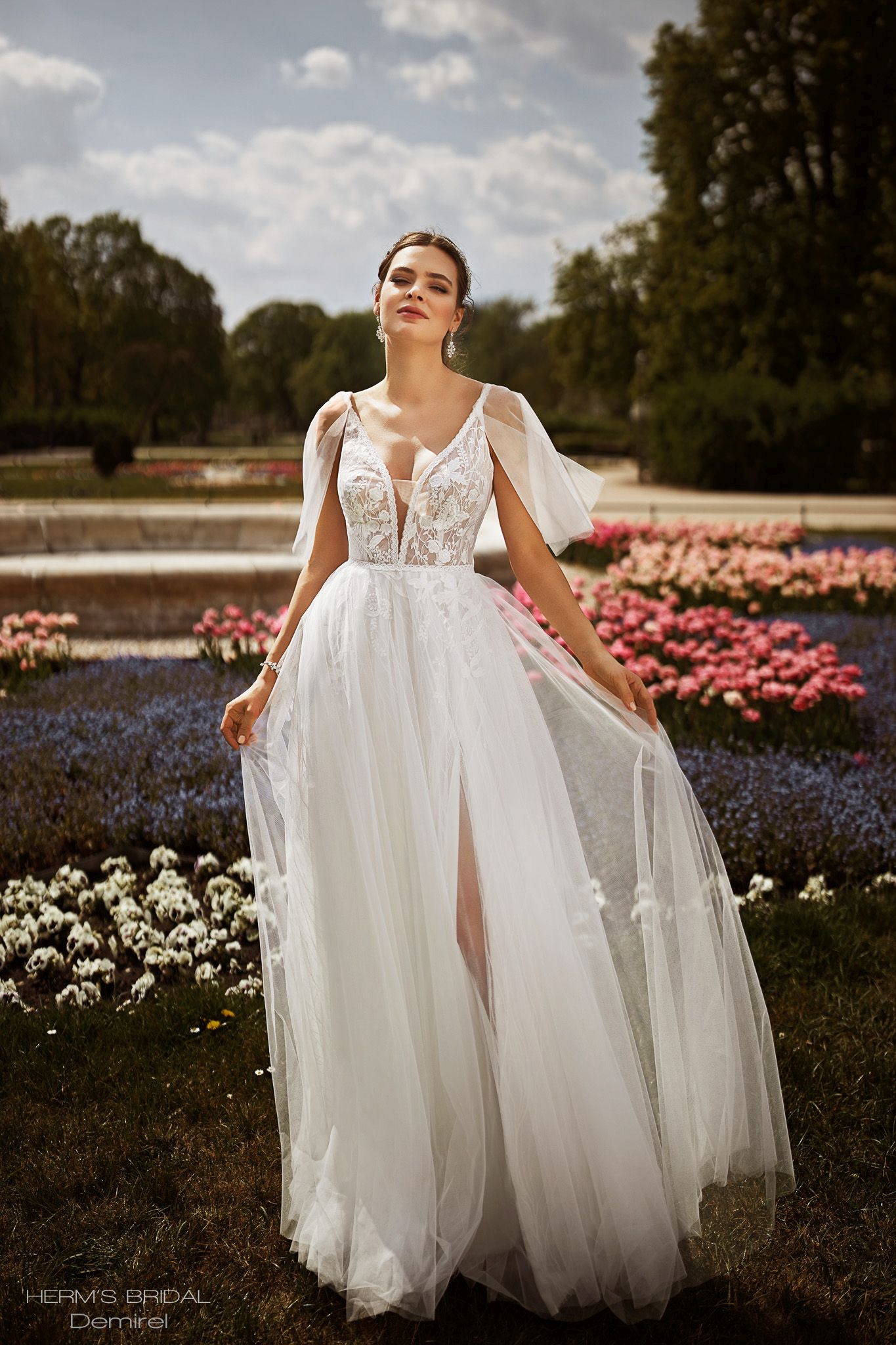 suknia slubna herms bridal Demirel 1