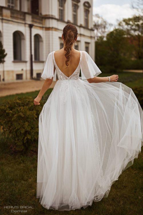 suknia slubna herms bridal Demirel 2