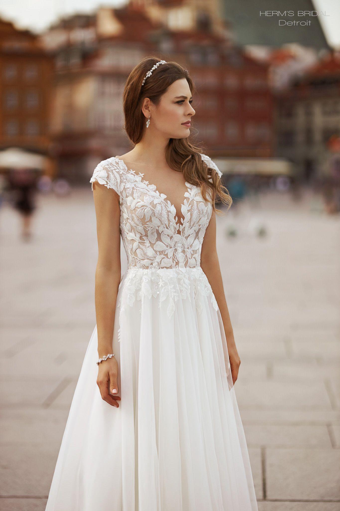 suknia slubna herms bridal Detroit 3