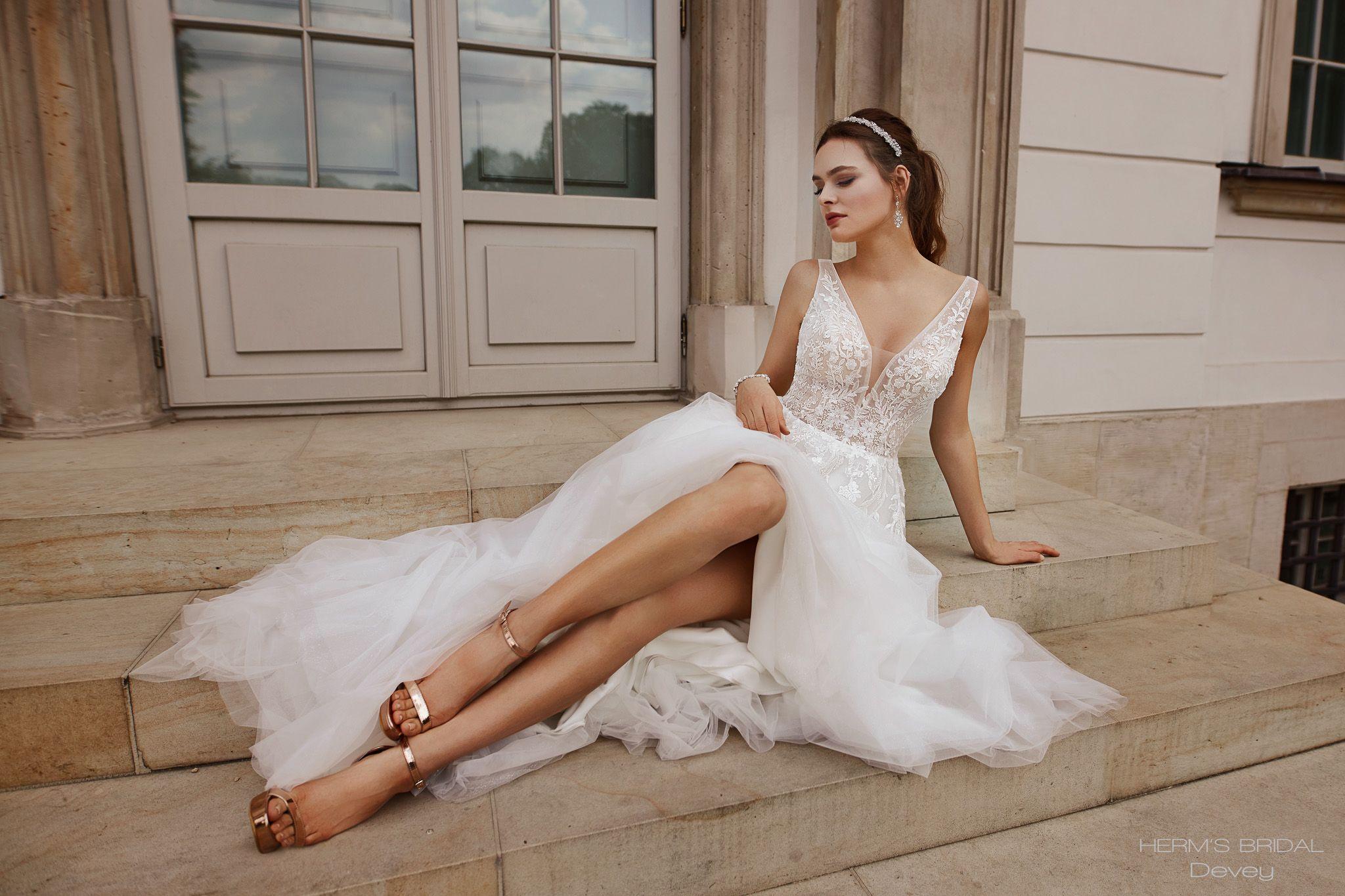 suknia slubna herms bridal Devey 3
